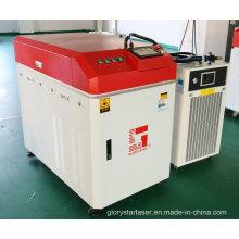 Machine de soudage au laser à fibre pour les matériaux en aluminium et en cuivre