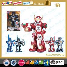 Toy robot general mobilization