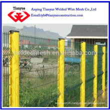 Triangle bending fence netting(manufacturer )