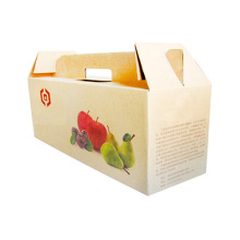 Embalagem personalizada e barata para frutas