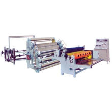 Qdwj-C-1450 One-Sided Corrugated Cardboard Production Line