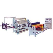 Qdwj-C-1450 Linha de produção de papelão ondulado de um lado
