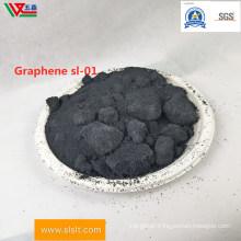 Graphene SL-01 Graphene Grey Black Powder High Temperature Resistant Graphene Conductive Hot Graphene