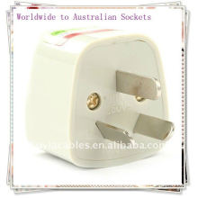 USA UK EU to Australia China Travel Adapter AC Power Plug Universal Adaptor