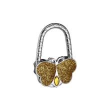 Metal Foldable Handbag Hook Purse Holder for Gift