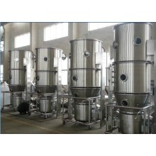 GFG Series Fluid Bed Dryer for foodstuff / chemical / pharmacy industry