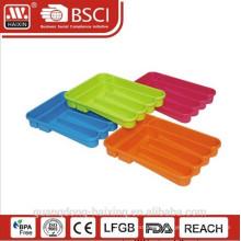 Kitchen Plastic Cutlery Set Holder/Flatware Holder