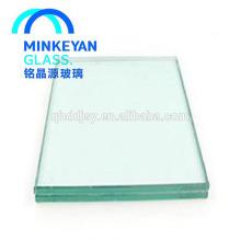 heat bent tempered glass