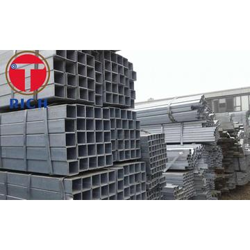 Square Galvanized Steel Pipe for Funiture Material