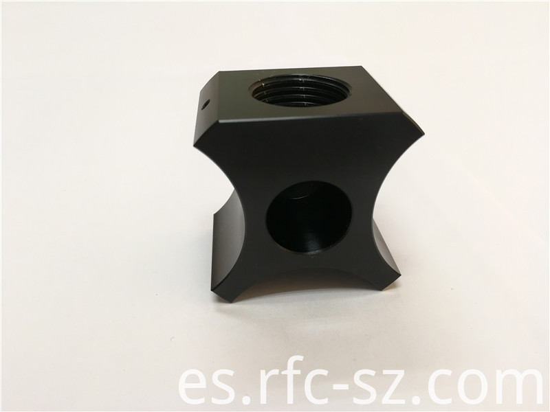 black coating steel mechanical parts