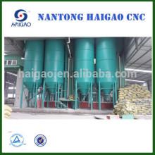 Línea de producción de mortero de polvo seco automático