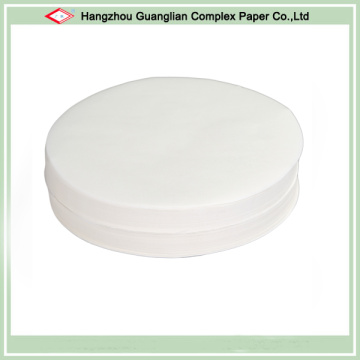 8-дюймовый Dia Non-ручки силикона пергаментной бумаги круги для олова
