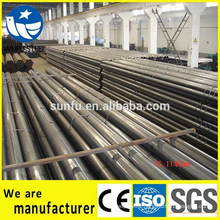 Bared/ painted welded S235JR steel pipe wholesaler in China