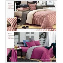 2013 venda quente de algodão tricotado conjunto de cama