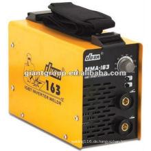 Tragbarer MMA113D / 143D / 163D IGBT Schweißer