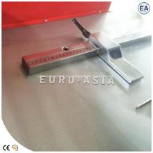 Máquina de procesamiento de barras colectoras multifunción hidráulica