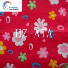 Baumwoll / Polyester Flanell Stoff für Baby Tuch