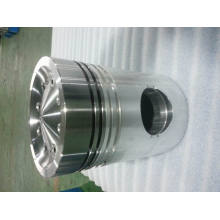Process Manufacturing Piston