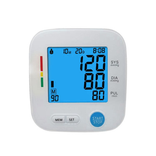 Neueste Herzfrequenz Bluetooth Digital Blood Pressure Monitor