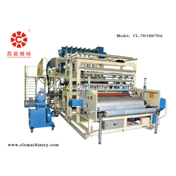 Fullautomatisk Stretch Film Machine