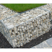 galvanized gabion box direct from Chinese supplier
