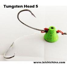 Vente chaude Tungsten Jig Head 5