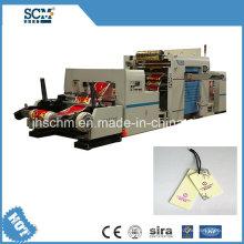 Etiquetas e Etiquetas Gold Stamping Machine