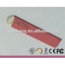 Wholesale Needles Tattoo21 U Type Eyebrow Microblading for Permanent Makeup Manual Pen