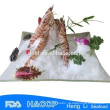 HL002 bloquea camarones congelados de china
