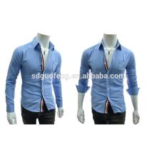 calidad 100% tela de impresión de algodón / fa impreso 100% C 40 * 40 * 133 * 72 57 / 58'para la camisa con alta calidad