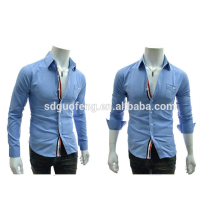 Qualité 100% coton tissu d'impression / imprimé fa 100% C 40 * 40 * 133 * 72 57 / 58'pour chemise avec haute qualité