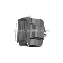 Herramienta de estampado modificada para requisitos particulares estable que moldea el molde plástico de Hvac de la inyección del molde
