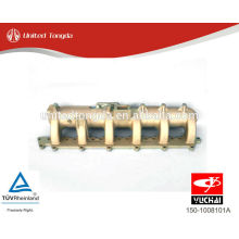Yuchai Motor YC6G tubo de entrada 150-1008101A