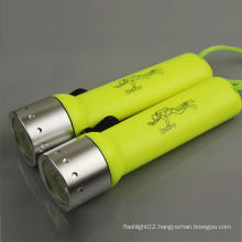 online shop Waterproof diving torch XPE LED Scuba Diving Flashlight Torch Underwater 60M 18650