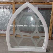 Звукоизоляция алюминиевых оконных стеклопакетов