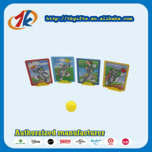Funny Cardboard Game Shooting Card Play Game with Stand for Kids