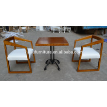 Modern restaurant chair and table set XYN934