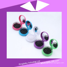 Customized Mirror with Hairbrush Comb (BH-025)