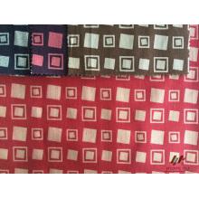 Denim extensible imprimé coton / éponge