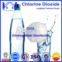 Désinfectant au dioxyde de chlore pour la désinfection de l'eau potable