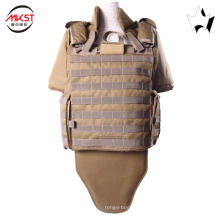 Quick Release System Military Bullet Proof Vest