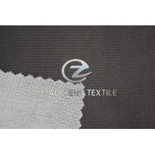 Brushed Velvet Bonded with Mesh Fabric for Sofa and Bedding