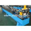 Passé CE et ISO YTSING-YD-7115 Toit Clip Lock Panel / Rouleau de feuille formant la machine