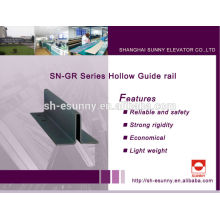 Rail de guidage linéaire pour ascenseur