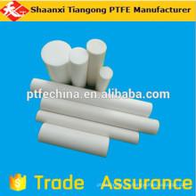 Cero fricción puro blanco PTFE Teflon palos