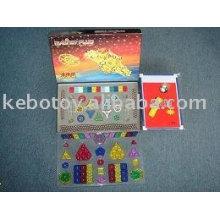Brinquedo educativo, stick magnético com livro KB-600A