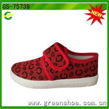Kids Canvas Schuhe Mode Best Selling PVC Schuh Hersteller
