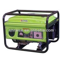 Gerador de LPG / NG portátil de uso doméstico 5000W para venda quente