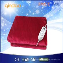 Venda Por Atacado alta qualidade ETL massagem elétrico Throw Blanket