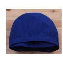 Chapeau / chapeau de bain mou et confortable de tissu, chapeaux de couleur pure de tissu